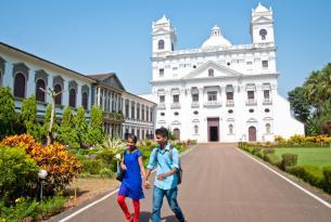 Estampas del Sur de India (en grupo reducido)