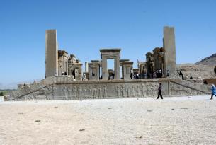 Irán: la filosofia del desierto persa