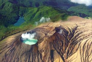 Costa Rica al completo (con Tortuguero, Cahuita, Arenal, Monteverde o  Rincón de la Vieja)
