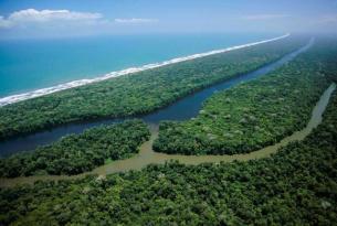 Maravillas de Costa Rica (con Tortuguero, Arenal, Monteverde y Manuel Antonio)