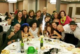 Exclusivo singles: fin de año de senderismo en grupo por el Cañón del Ebro