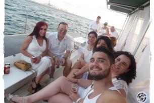 Xávea: Atardecer en velero y noche ibicenca