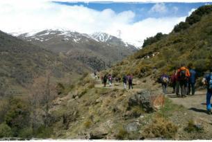 Senderismo en las Alpujarras de Granada (especial puente de diciembre)