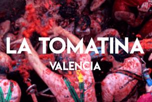 La Tomatina de Buñol, una experiencia para todos tus sentidos
