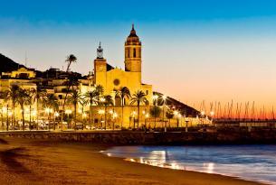 Barcelona: Fin de Año en Sitges