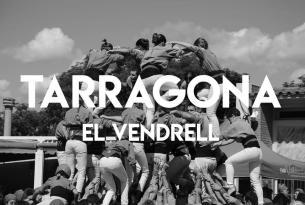 Tarragona cultural y gastronómica: Castellers y xató