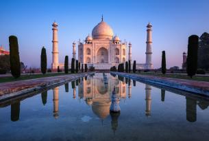 Viaje en grupo single a la India en Semana Santa (Triángulo dorado)
