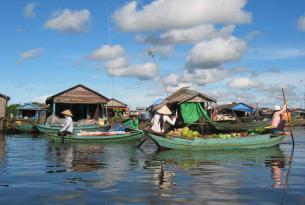 Circuito por el país del Dragón: Vietnam y Camboya en grupo