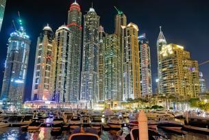 Viaje por Dubai y Abu Dhabi (especial singles)