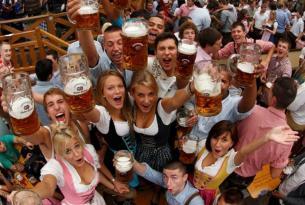 Escapada al Oktoberfest de Munich en grupo