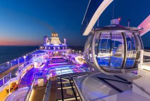 Crucero Lujo para Singles a bordo del Symphony Royal Caribbean