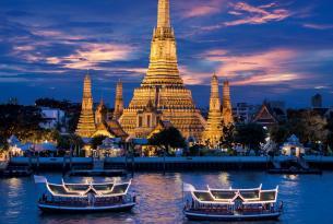 Tailandia de Norte a Sur y Phuket (exclusivo singles)