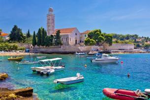Croacia y sus Islas: vacaciones de verano (exclusivo singles)