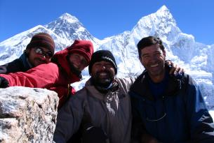 Trekking en Nepal - El campo base del Everest