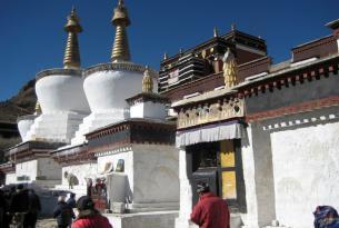 Tíbet: los fascinantes monasterios de Lhasa