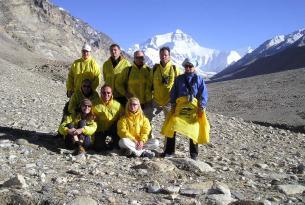 Viaje cultural al Tibet y Nepal con visita al campo base del Everest