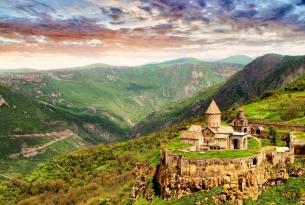 Armenia, Tierra Patrimonio de la Humanidad