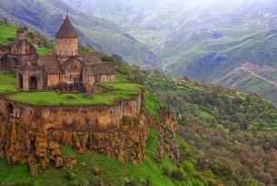 Encantos de Armenia de norte a sur