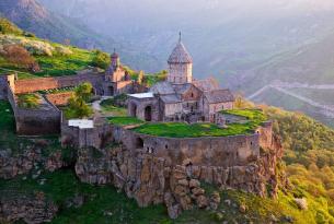 Joyas de Armenia en grupo