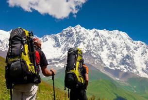 Trekking por Armenia