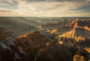 California y los Parques Nacionales del Oeste de Estados Unidos