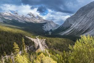 Aventura en tren por el Este de Canadá