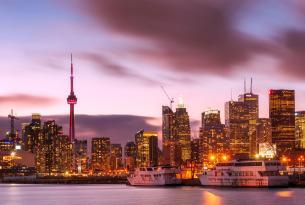 Circuito por el Canadá Francés entre ciudades y reservas (13 días)