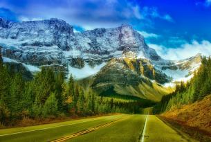 Montañas Rocosas Canadienses: Jasper, Banff y Calgary (9 días)