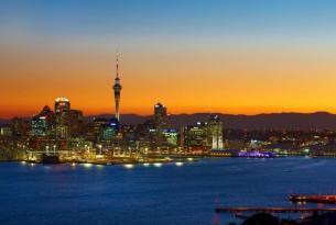 Escapada a Nueva Zelanda, Tierra de Géiseres