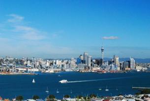 Circuito por las dos islas de Nueva Zelanda (con el Parque Nacional de los Fiordos)