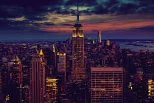 Triángulo del Este de Estados Unidos: Boston y Nueva York (7 días)