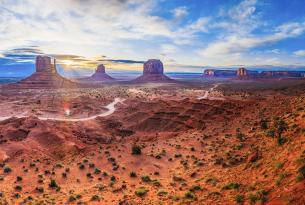 Circuito de Oro por Arizona (4 días)