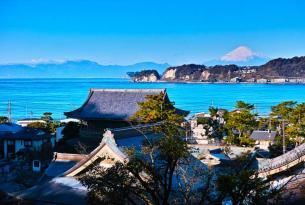 Japón: de Fukuoka hasta Tokio con meditación Zen, jardines en el cielo y 200 Robots