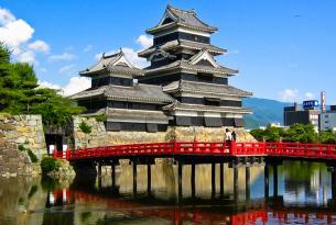 Japón en 10 días con visita a Matsumoto y Nagano