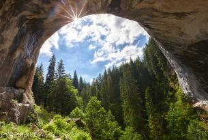 Senderismo por las montañas de Bulgaria: Balcán, Rodopes, Rila y Pirin