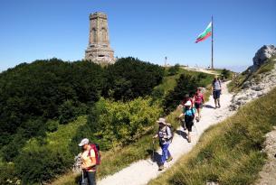 Montañas y herencia cultural de Bulgaria