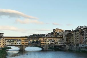 Florencia en Noviembre desde Barcelona.