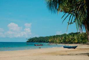 Playas de Costa Rica con Bocas del Toro, Arenal y Bosque Nuboso
