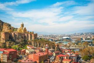 Viaje a Cáucaso: desde el Mar Caspio hasta el Mar Negro