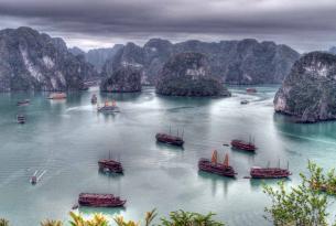 Vietnam de lujo al completo en grupo (incluye extensión a Angkor)