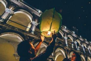 Fin de Año en Antigua Guatemala