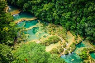 Vive la magia de Guatemala (con visita a Copán, Honduras)