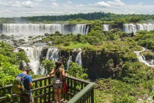 Tres Ciudades y tres países: Argentina, Uruguay y Brasil