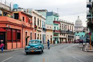 Crucero boutique por Cuba. Caribe en mega velero.