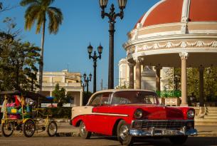 Cultura, arte y playas de Cuba en crucero boutique