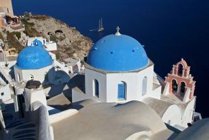 Crucero en yate por las Islas Griegas