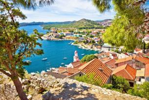 La costa Dálmata & Montenegro a bordo de un yate
