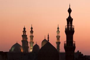 Egipto y Jordania a bordo de un maravilloso yate