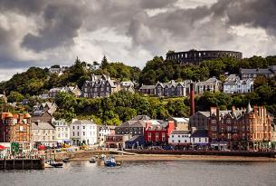 Escocia: circuito de 3 días a Oban y las islas de Mull e Iona