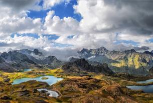 Escocia: Tierras Altas y Lago Ness en fin de semana